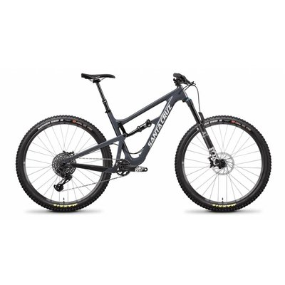 Santa Cruz Bicycles 2018 Santa Cruz Hightower LT C, 29, S Kit, Slate Gray - Small