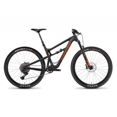 SANTA CRUZ  BICYCLES 2019 Santa Cruz Hightower C, 29, S-Kit, Matte Carbon - Medium