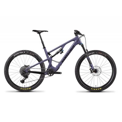 Santa Cruz Bicycles 2019 Santa Cruz 5010 C, 27.5, S Kit, Purple - Small