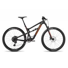 SANTA CRUZ  BICYCLES 2019 Santa Cruz Hightower LT C, 29, R Kit, Matte Carbon - Extra Large