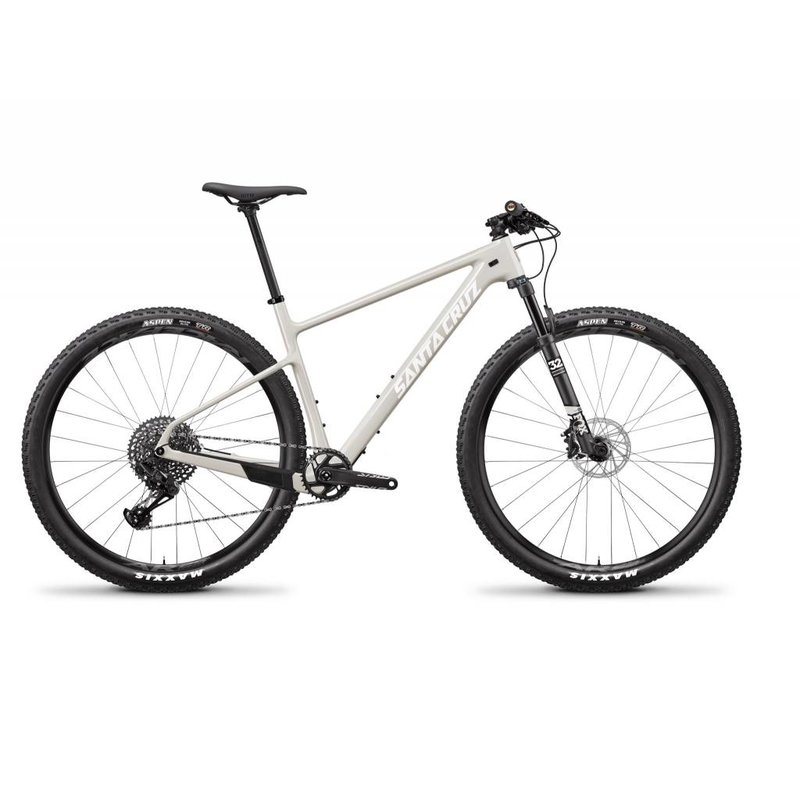 SANTA CRUZ  BICYCLES 2019 Santa Cruz Highball C, 29, S-Kit, Fog White - Small