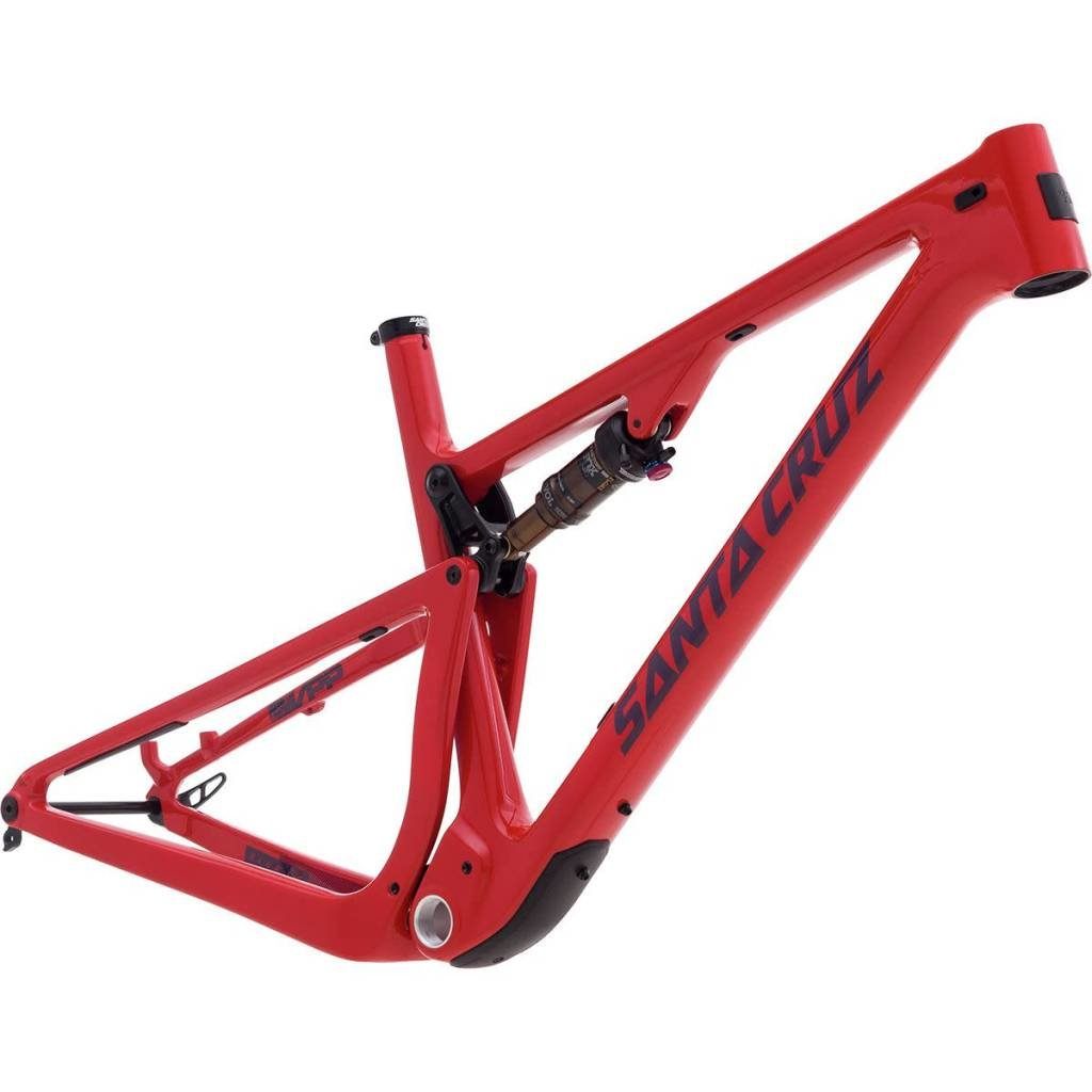 Santa Cruz Bicycles 2019 Santa Cruz Blur CC Frame, Sunset - Large
