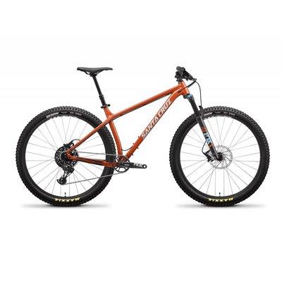 SANTA CRUZ  BICYCLES 2019 Santa Cruz Chameleon Aluminum, 27.5, R-Kit, Orange - Extra Large