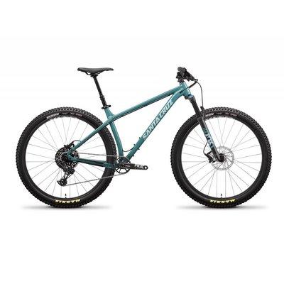 SANTA CRUZ  BICYCLES 2019 Santa Cruz Chameleon Aluminum, 27.5, R-Kit, Slate Blue - Medium