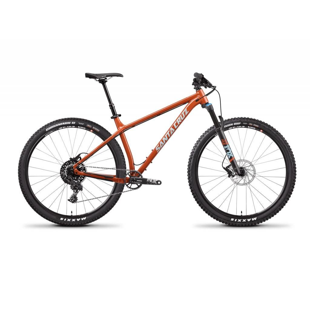 Santa Cruz Bicycles 2019 Santa Cruz Chameleon Aluminum, 29, R-Kit, Orange - Medium