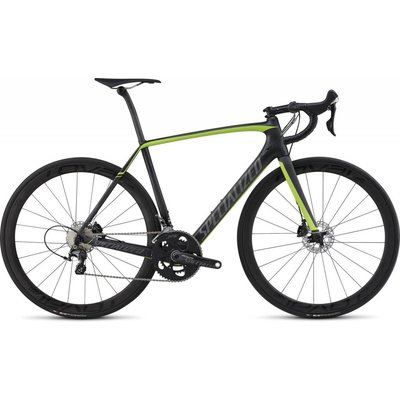 Specialized 2015 Specialized Tarmac Pro Race Disc, Hyper Green - 56cm