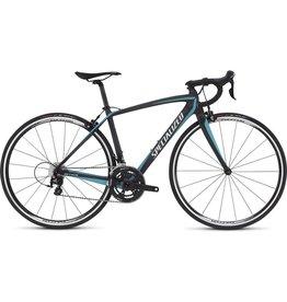 Specialized 2016 Specialized Amira SL4 Elite, Carbon/Turquoise - 48cm