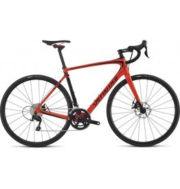 Specialized 2017 Specialized Roubaix Elite Disc, Red/Black - 54cm