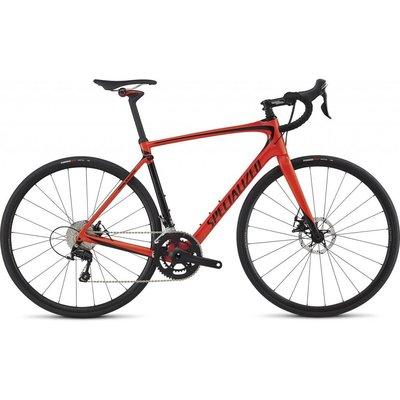 Specialized 2017 Specialized Roubaix Elite Disc, Red/Black - 54cm