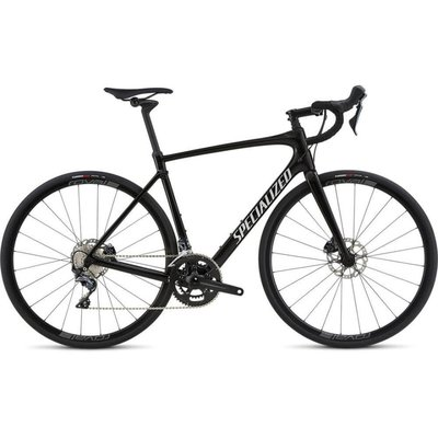 Specialized 2018 Specialized Roubaix Comp, Black/White - 54cm