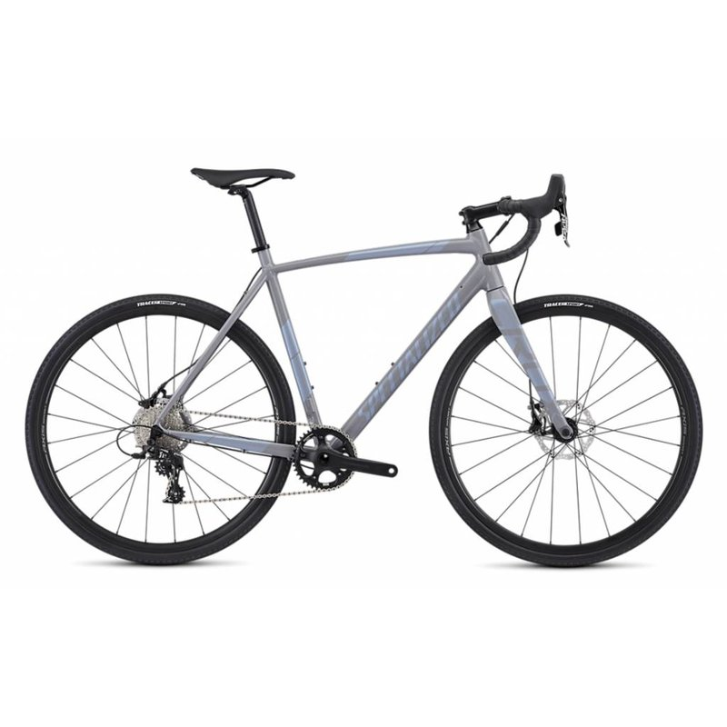 Specialized 2019 Specialized Crux E5 Sport, Gray/Blue - 56cm