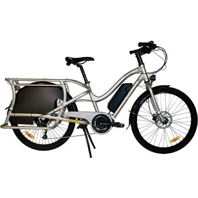 Yuba Bicycles LLC Yuba Boda Boda, Step Through, Shimano, Sandstone