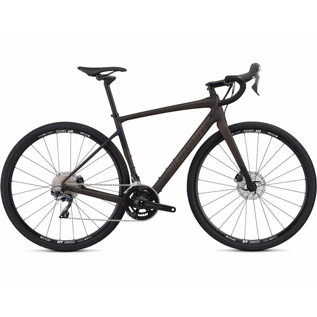 Specialized 2019 Specialized Diverge Comp, Black/Copper - 58cm