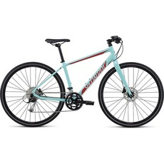 Specialized 2017 Specialized Vita Sport, Turquoise/Red - Extra Small