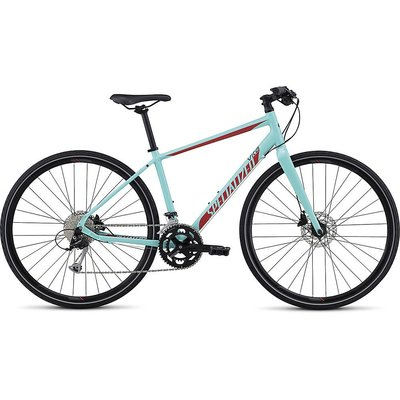 Specialized 2017 Specialized Vita Sport, Turquoise/Red - Large