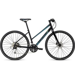 Specialized 2017 Specialized Vita Sport Step Through, Blue/Turquoise - Large