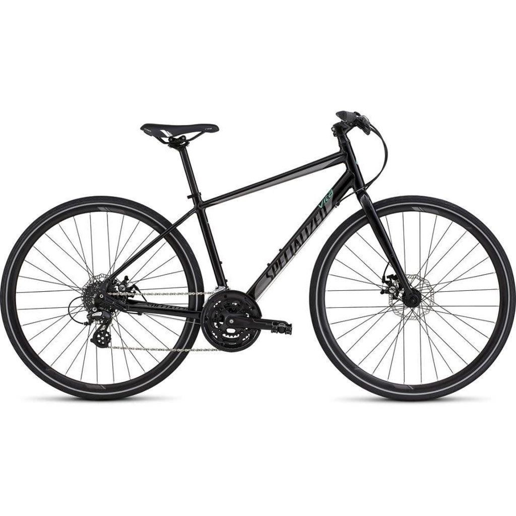Specialized 2017 Specialized Vita Disc, Black/Green - Extra Small