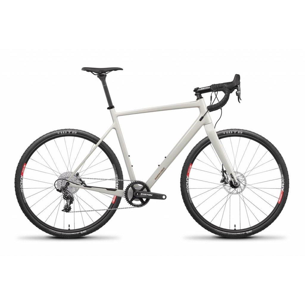 Santa Cruz Bicycles 2019 Santa Cruz Stigmata CC, CX1, Gloss Fog - 58cm