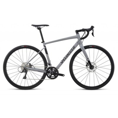 Specialized 2018 Specialized Diverge Sport, Gray/Black - 56cm