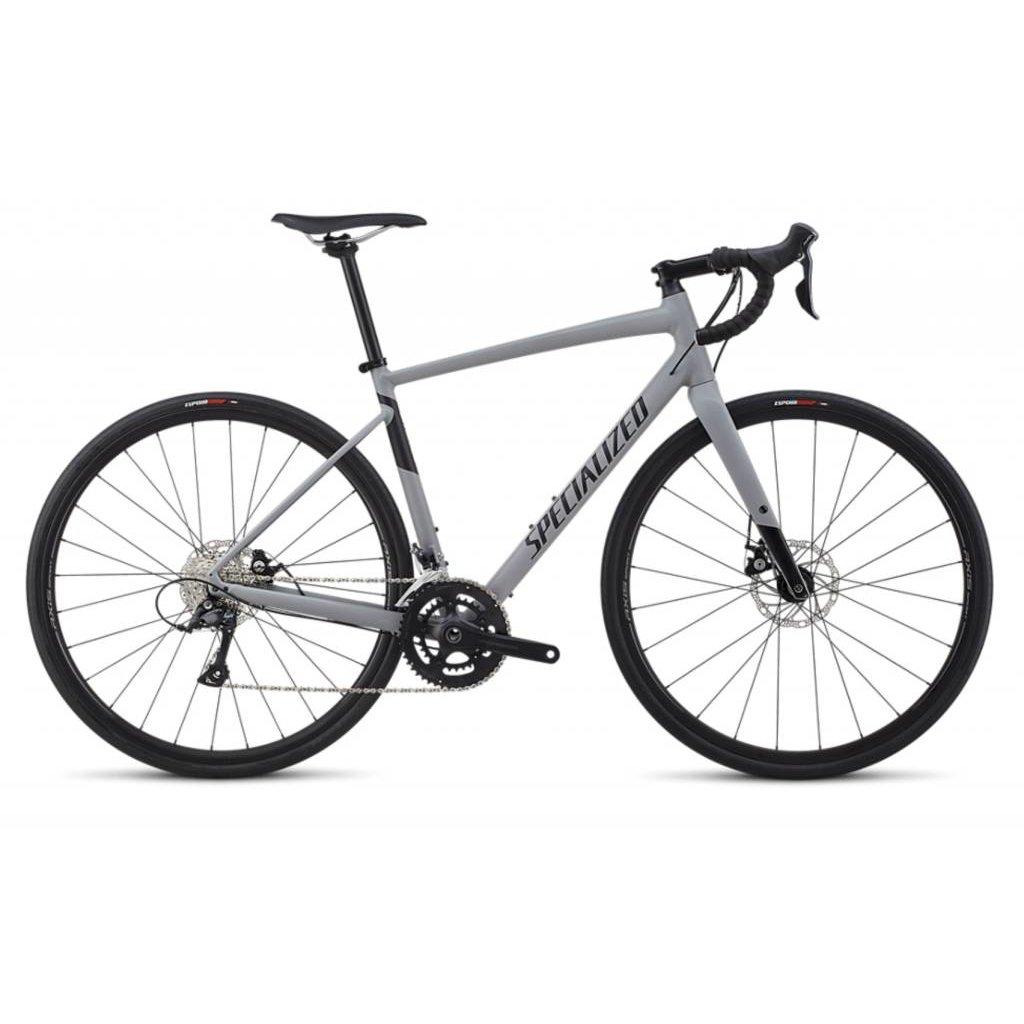 Specialized 2018 Specialized Diverge Sport, Gray/Black - 52cm