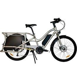 Yuba Bicycles LLC Yuba Boda Boda, Step Through, Shimano, Sandstone