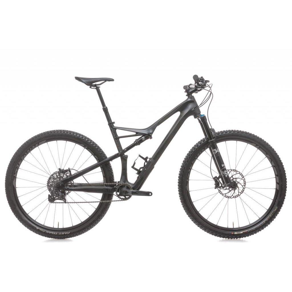 Specialized 2017 Specialized Camber FSR Expert Carbon, 29 - Large