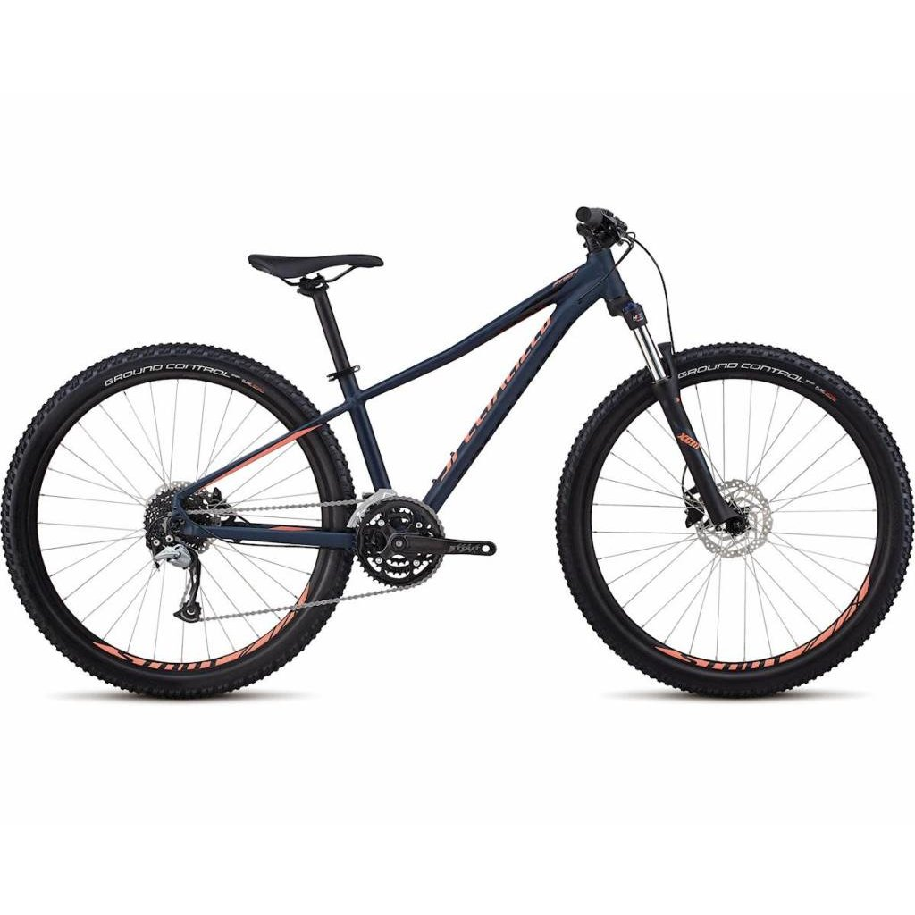 Specialized 2019 Specialized Pitch Comp, 27.5, Blue/Acid - Extra Small