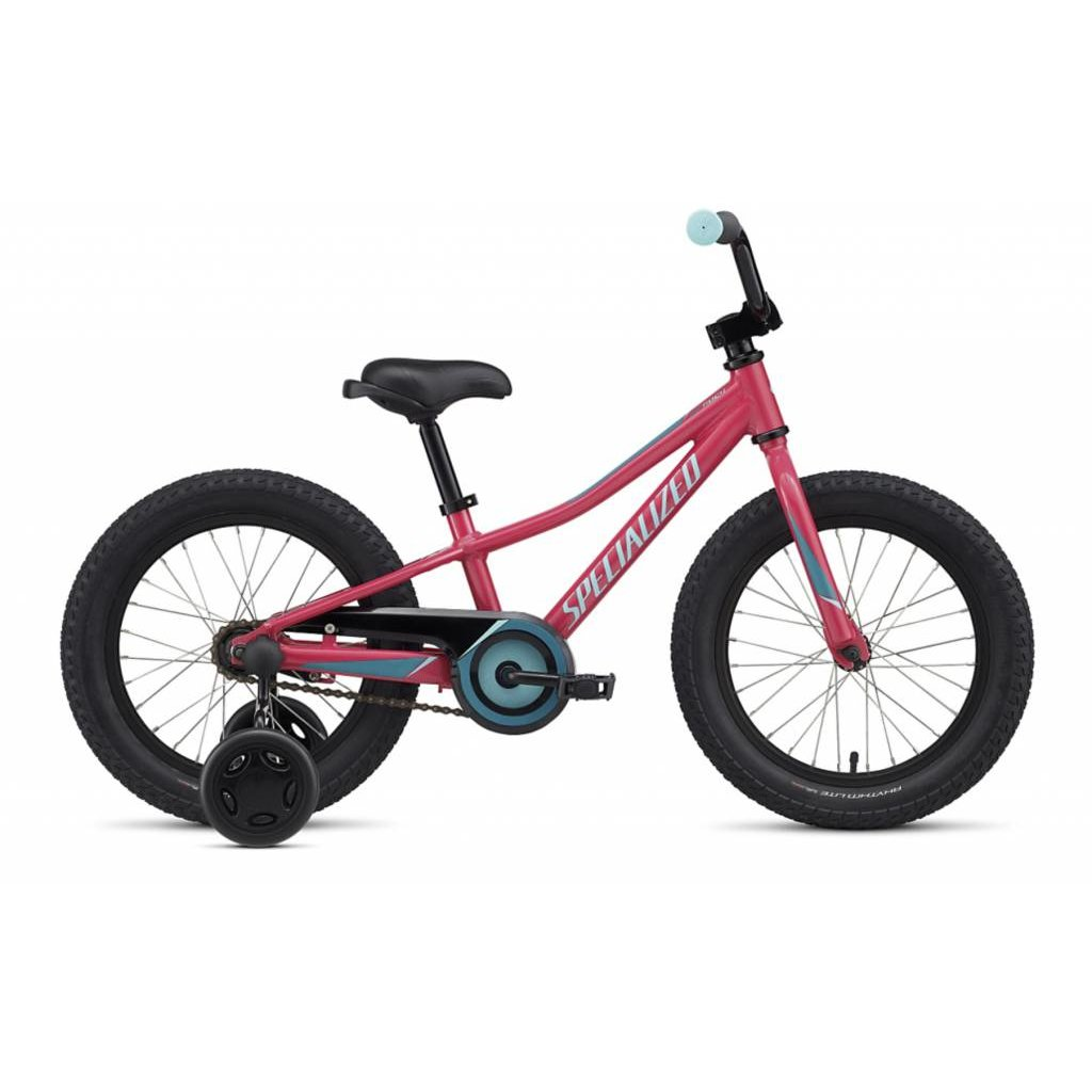 Specialized 2019 Specialized Riprock Coaster 16, Pink/Turquoise