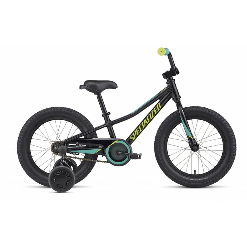 Specialized 2019 Specialized Riprock Coaster 16, Black/Green