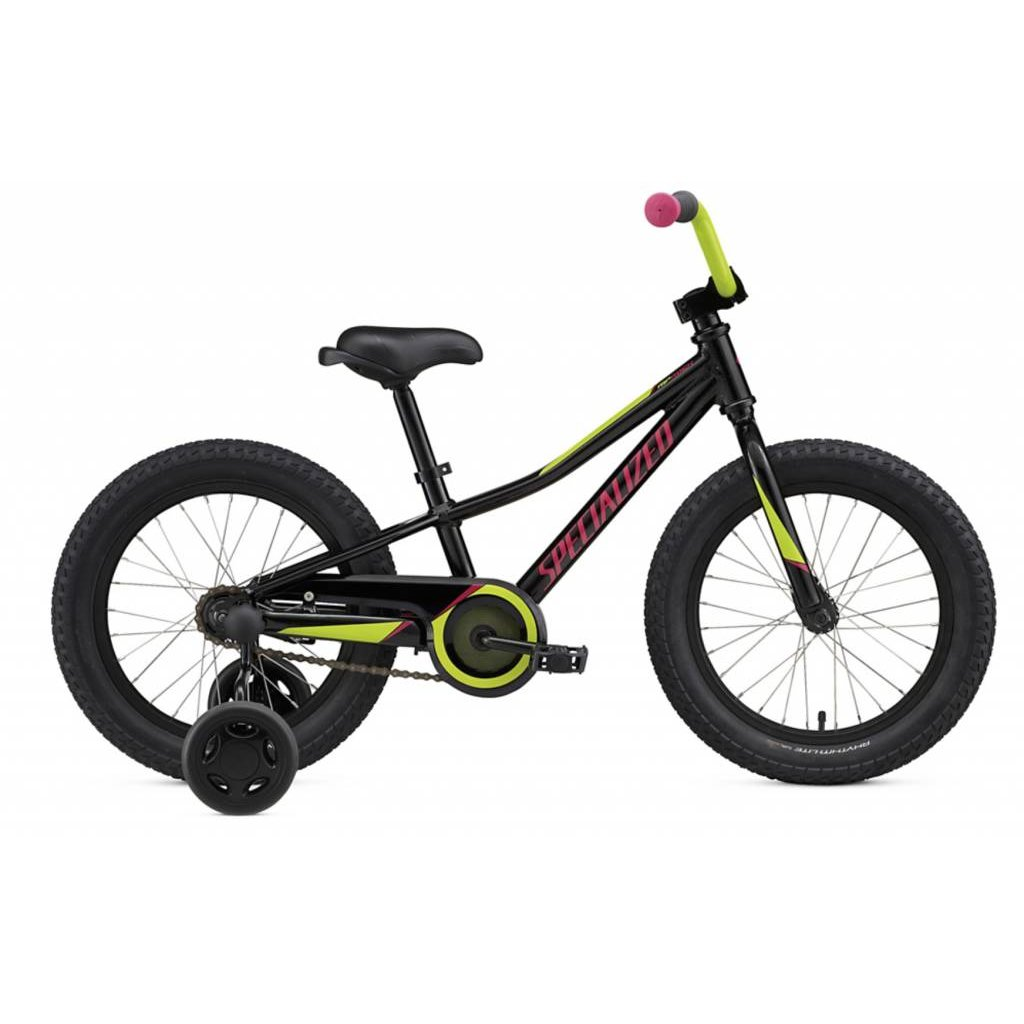 Specialized 2019 Specialized Riprock Coaster 16, Black/Hyper