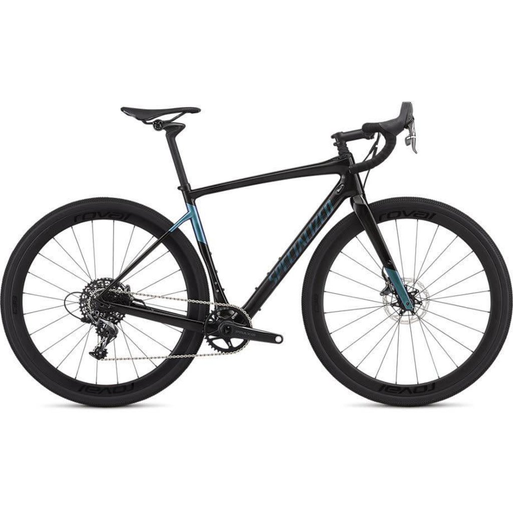 Specialized 2019 Specialized Diverge Expert 1x, Carbon/Oil - 56cm