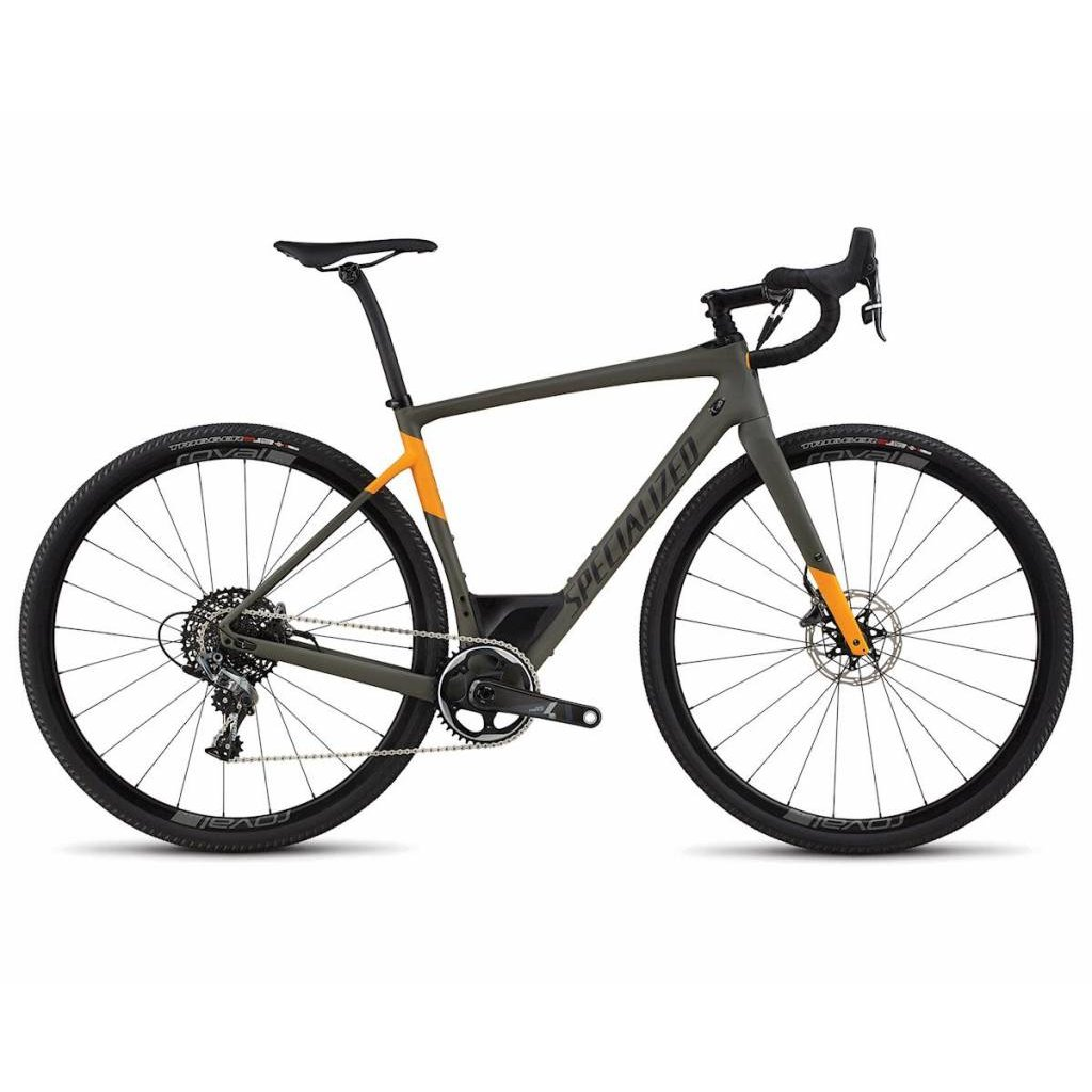 Specialized 2018 Specialized Diverge Expert X1, Green - 58cm