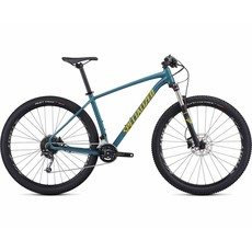 Specialized 2019 Specialized Rockhopper Expert, 29, Turquoise/Yellow - Large