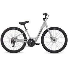 Specialized 2019 Specialized Roll Sport, Low Entry, White - Large