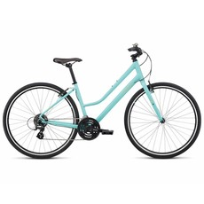 Specialized 2018 Specialized Alibi Sport ST, Turquoise/Gold - Large