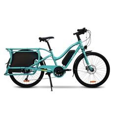 Yuba Bicycles LLC Yuba Boda Boda, Step Through, Shimano, Aqua
