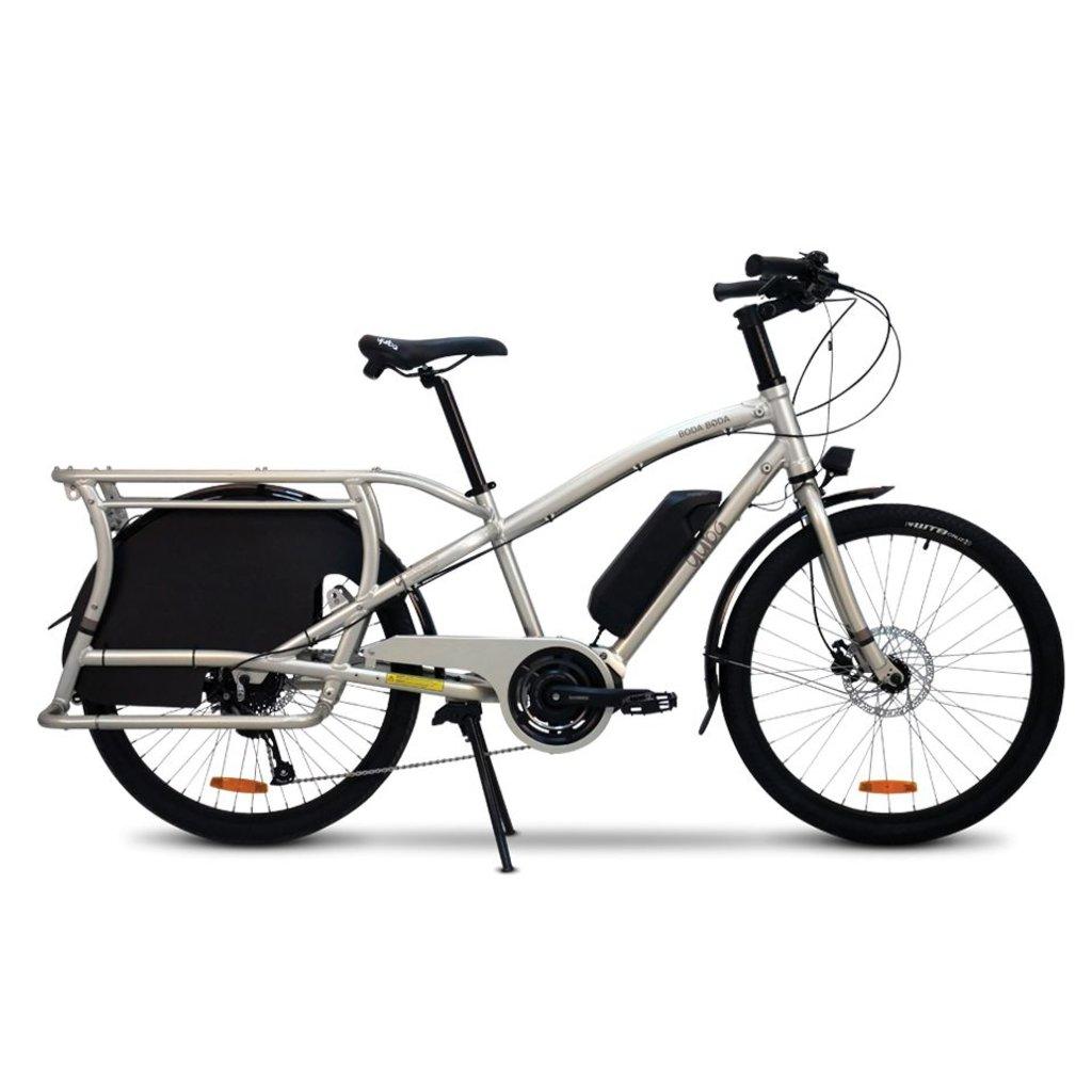 Yuba Bicycles LLC Yuba Boda Boda, Stand Over, Shimano, Sandstone