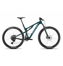 SANTA CRUZ  BICYCLES 2019 Santa Cruz Tallboy C, 29, S-Kit, Green