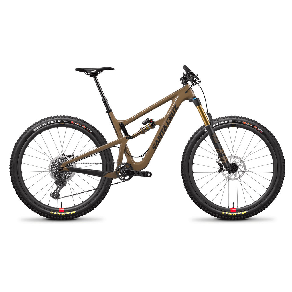 Santa Cruz Bicycles 2019 Santa Cruz Hightower LT CC, 29, XX1, Reserve - Clay