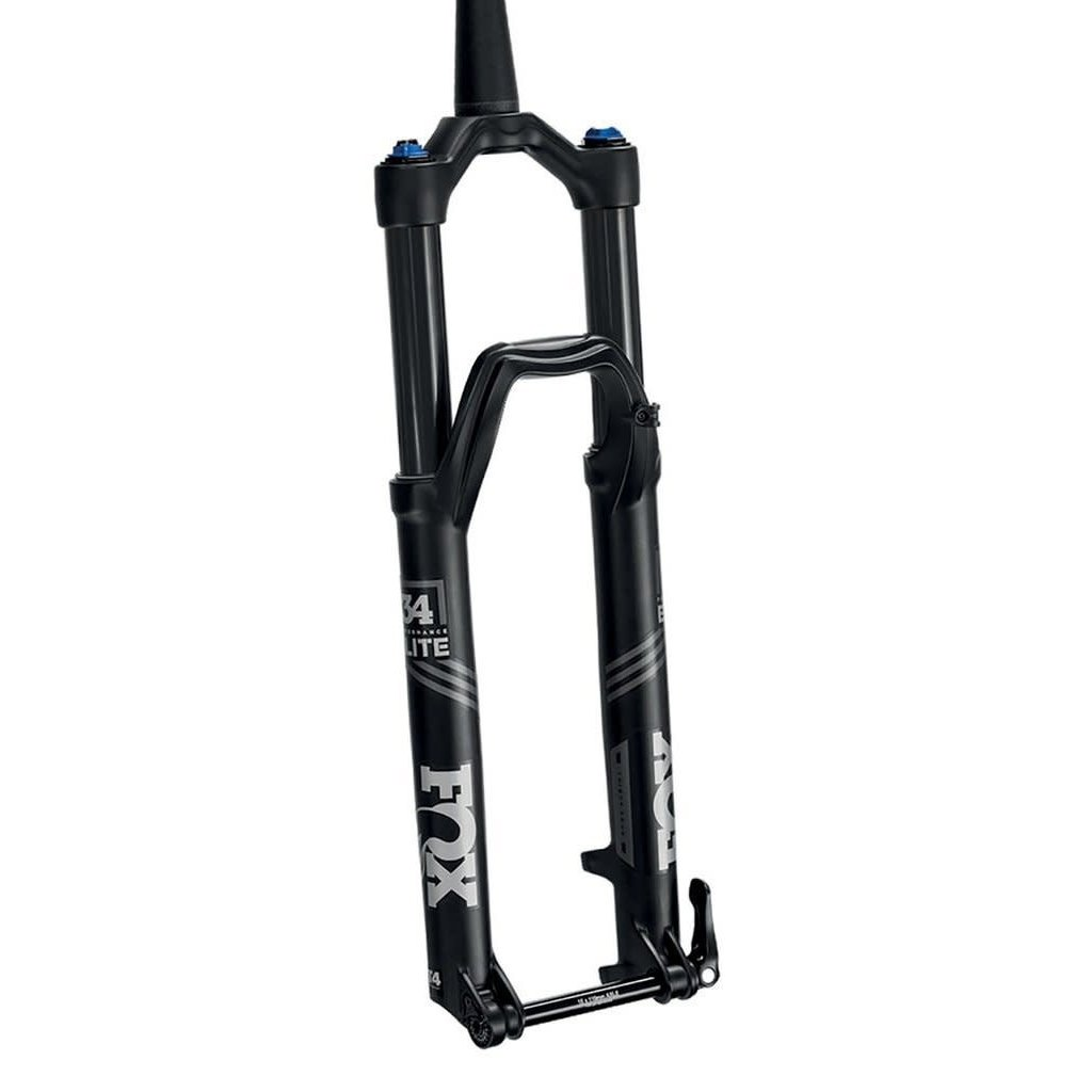 "Fox Racing Shox 2019 Fox FLOAT 34 140 3Pos-Adj FIT4 29"" 15QRx110 BOOST 1.5 Tapered Matte Black 51mm Ano Performance Elite Fork"