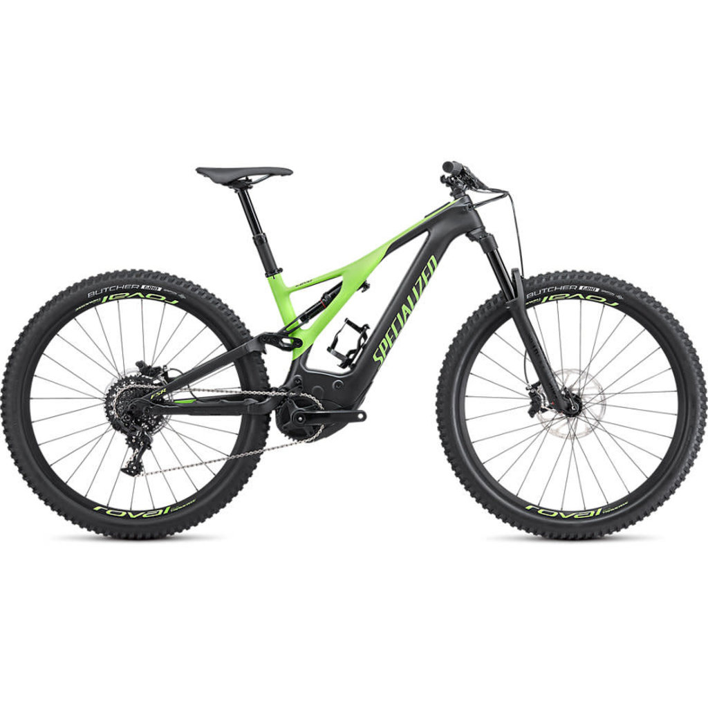 Specialized 2019 SBC Turbo Levo Expert Carbon GRN