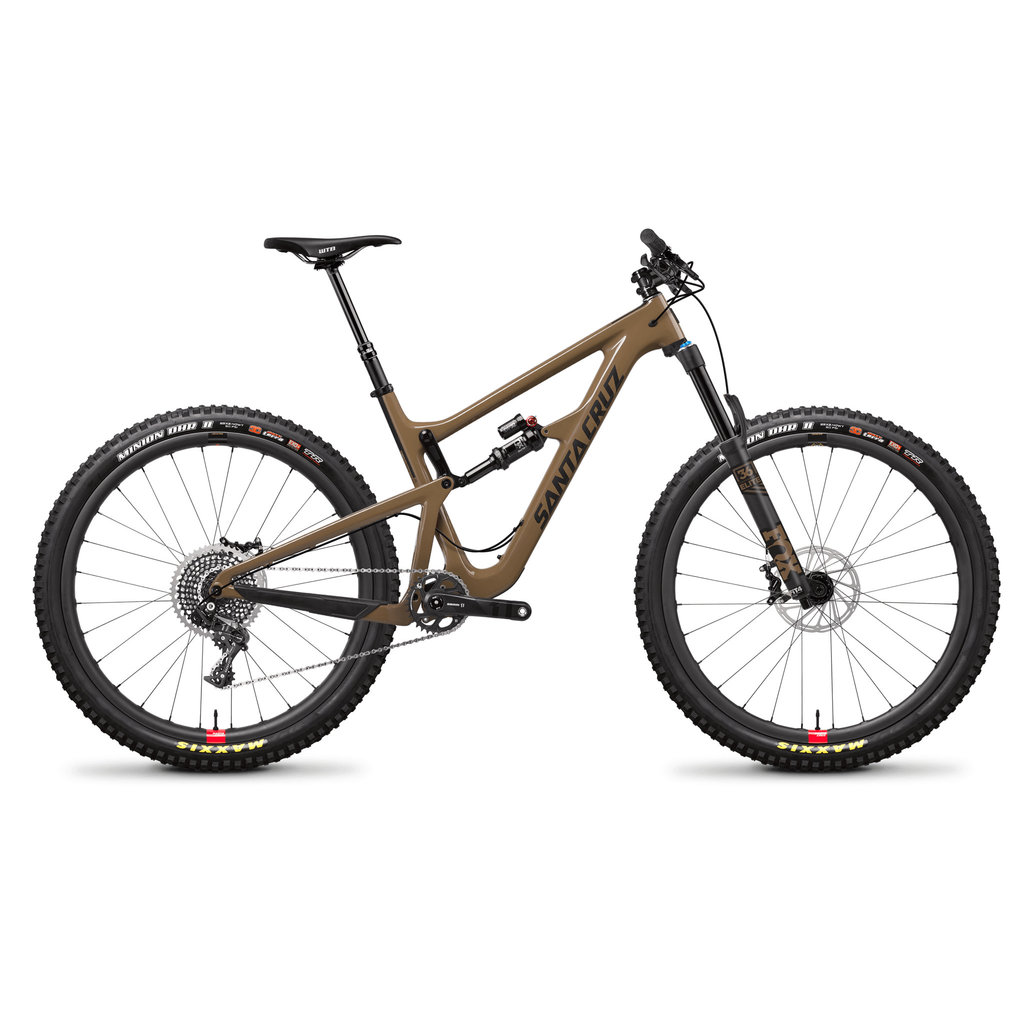 Santa Cruz Bicycles 2019 Santa Cruz Hightower LT CC, 29, XO1, Reserve - Clay