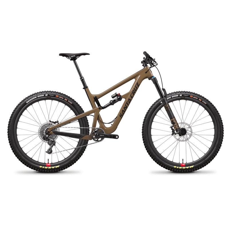 SANTA CRUZ  BICYCLES 2019 Santa Cruz Hightower LT CC, 29, XO1, Reserve - Clay
