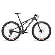 SANTA CRUZ  BICYCLES 2019 Santa Cruz Blur CC, 29, XO1 Trail, Reserve - Black