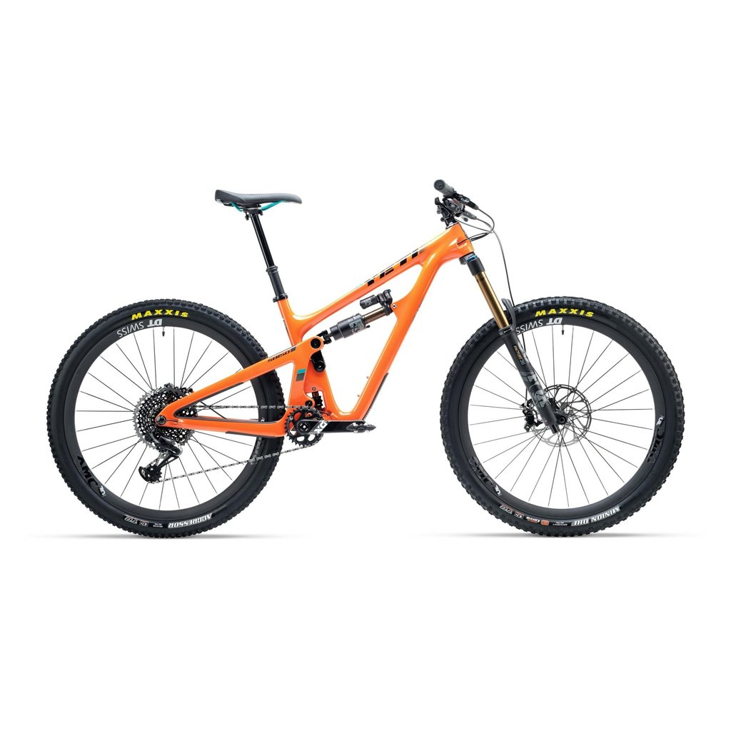 YETI CYCLES 2019 Yeti SB150 Turq, 29, XO1, Orange