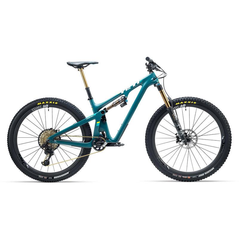 YETI CYCLES 2019 Yeti SB130 Turq, 29, XO1 Eagle, Spruce