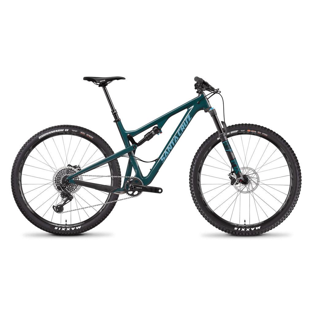 SANTA CRUZ  BICYCLES 2019 Santa Cruz Tallboy CC, 29, XO1, Green