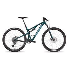 SANTA CRUZ  BICYCLES 2019 Santa Cruz Tallboy CC, 29, XO1, Green