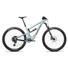 Santa Cruz Bicycles 2019 Santa Cruz Hightower LT CC, 29, XO1, Blue