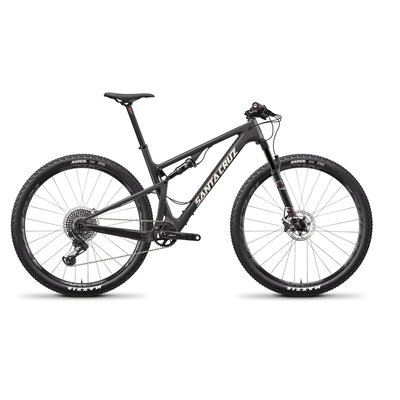 SANTA CRUZ  BICYCLES 2019 Santa Cruz Blur CC, 29, XO1 Trail, Matte Carbon